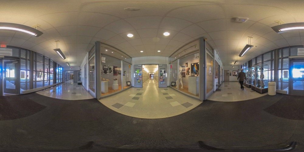 360 cover view of Earl Hall
