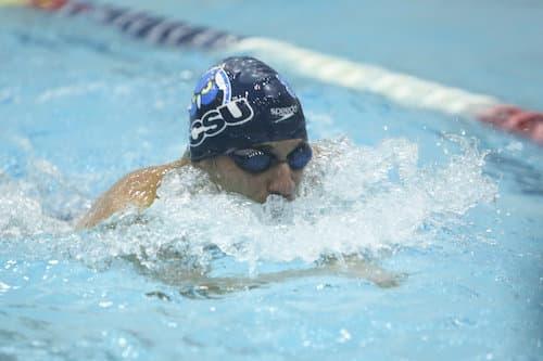 SCSU Swimming