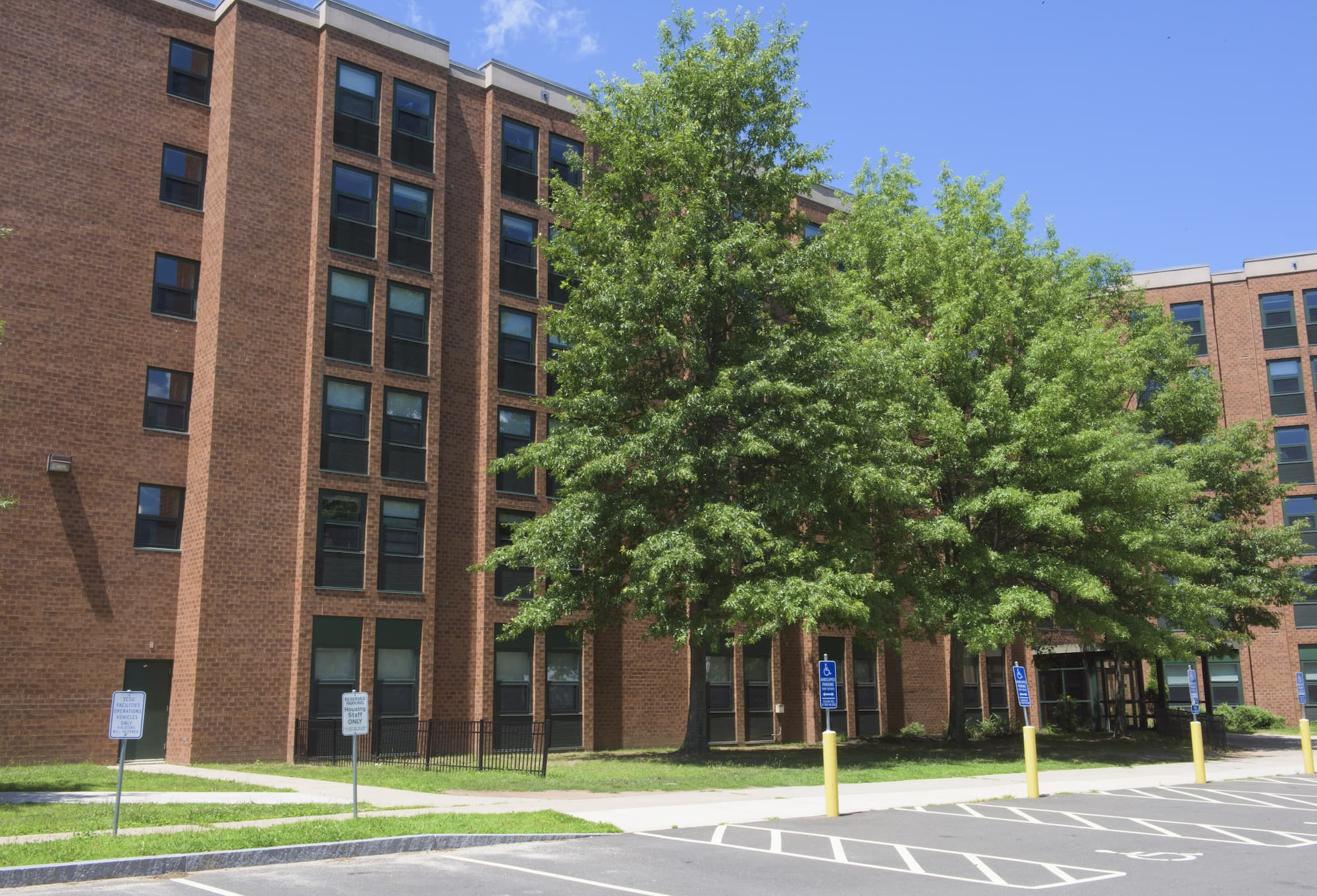 North Campus Residence Complex Southern Connecticut