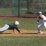 Sliding for a base