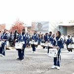 SCSU Band performing