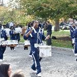 SCSU Band performing